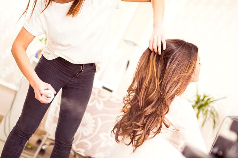Fame International Hair Salon & Day Spa Hair Styling